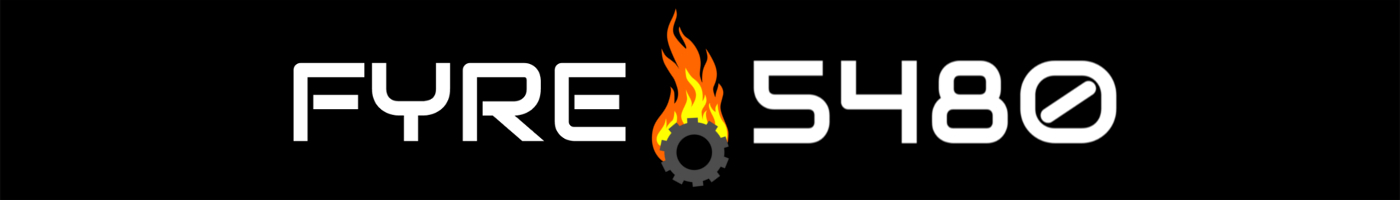 FYRE - Team 5480 Logo