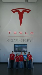 Tesla Tour 2017